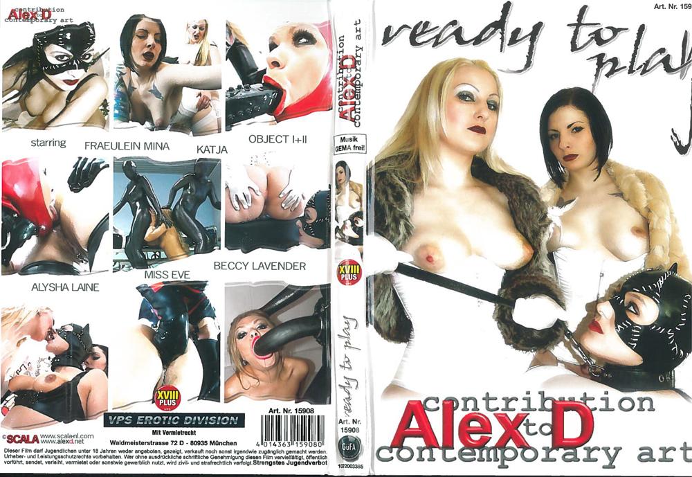 Alex d lustful conquest 3